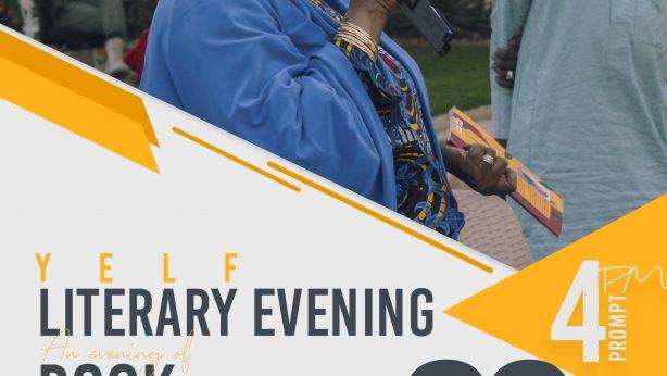 YELF LITERARY EVENING, NOVEMBER 2019